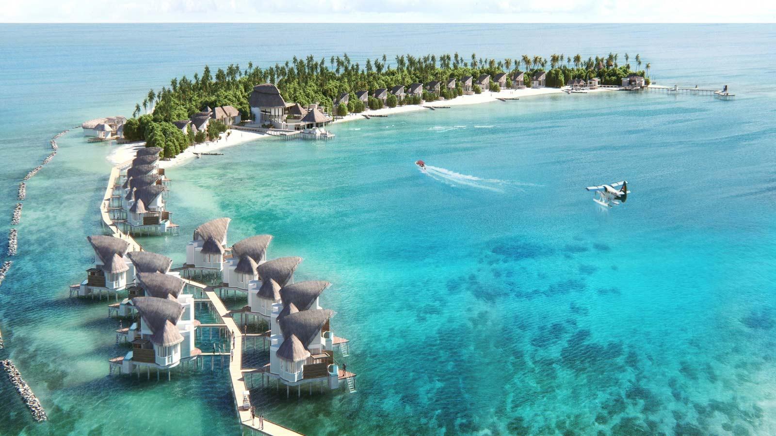 JW Marriott Resort & Spa Maldives