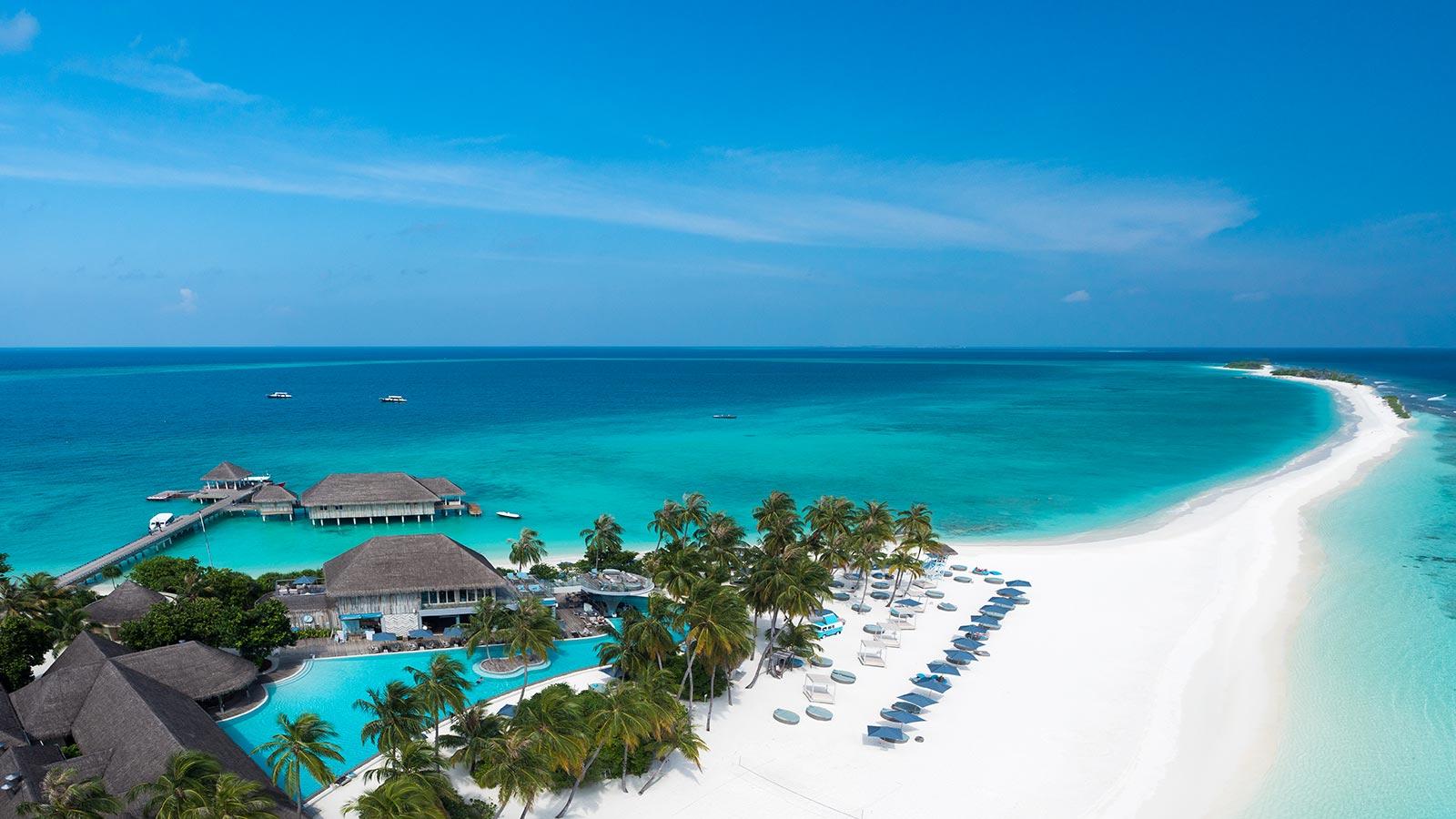 Maldives Luxury Beach Resort